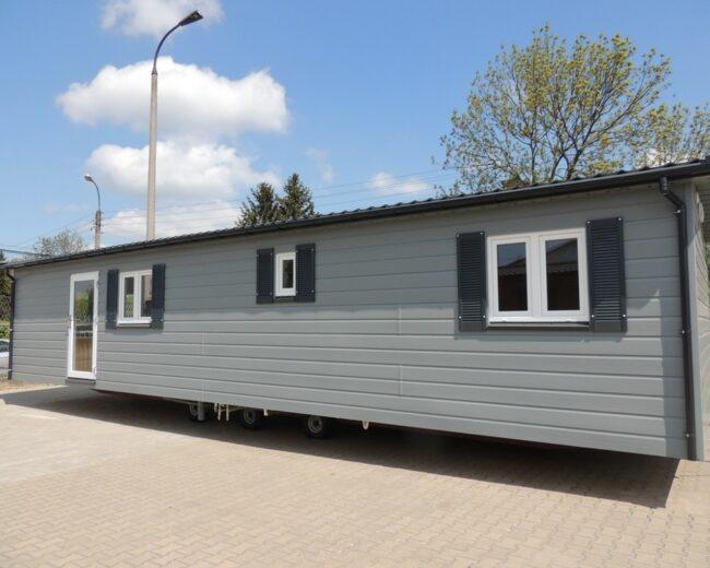 Male mobilni domy