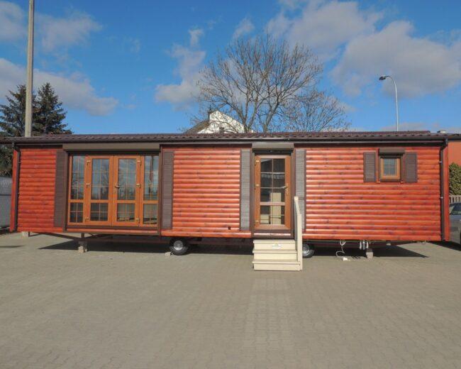Montovane mobilni domy