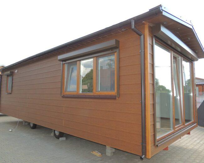 Nove mobilni domy